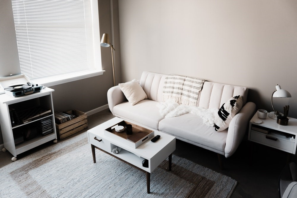 Living room modern design - bad credit mortgages